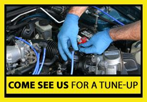 Car mechanic is Burnaby